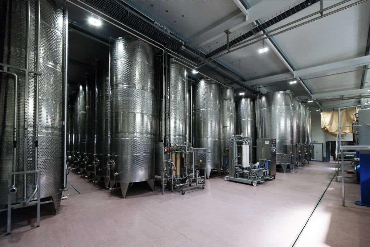 Prostory nové výrobní haly